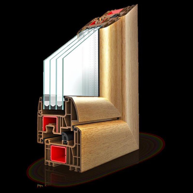 IKD-Bauelemente, 49413 Dinklage, Kunststof-Fenster-Iglo-Energy